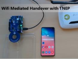 "NFC技术助力""带外""无线配对,速度、安全、功耗全面突破"