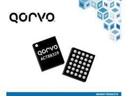 贸泽电子开售Qorvo ACT88329和ACT88321  可多次编程电源管理IC