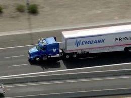 图森、Embark的共同选择:自动驾驶卡车商业化模式发展