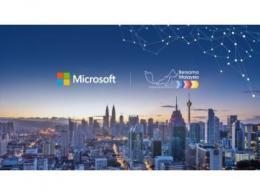 """微软宣布计划在马来西亚建立首个数据中心地区,作为""""马来西亚博萨马""""计划的一部分,以支持包容性经济增长"""