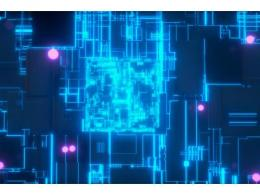 """电子科技大学成功研发了全球首款""""基于硅材料自身发光""""的全硅微显示芯片样品"""