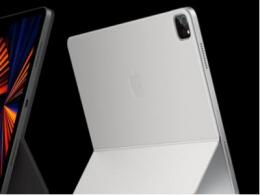 苹果带来多款新品,iPad Pro首次搭载M1芯片