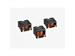 TDK提供多种紧凑型SMT大电流扼流线圈