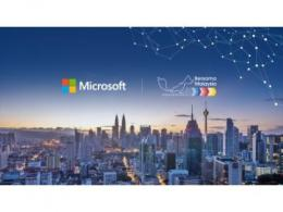 """微软宣布计划在马来西亚建立其第一个区域数据中心作为""""与马来西亚齐心共赢""""(Bersama Malaysia)计划的一部分"""