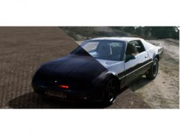 Knight Rider采用GAN模型:AI 和 NVIDIA Omniverse为 KITT 带来活力