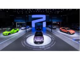 潜力无限:NVIDIA DRIVE在上海车展上大放异彩