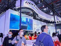 """上海车展隆重登场,移远通信带您""""驶""""入5G+C-V2X新时代"""