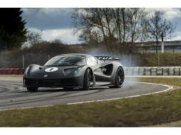 明日驾驶:Lotus Evija程序更新和来自MD Matt Windle和测试小组的驾驶印象