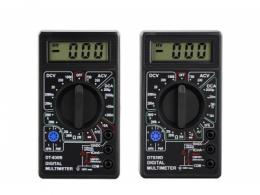 万用表怎么测电流 万用表怎么测电压
