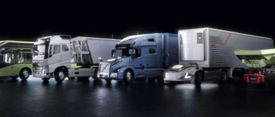 "NVIDIA:自动驾驶卡车背后的""隐藏BOSS"""