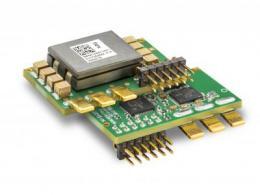 伟创力电源模块推出小型SIP封装80A数字PoL稳压器