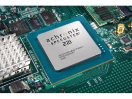 Achronix宣布其业界性能最高的Speedster7t FPGA器件现已开始供货