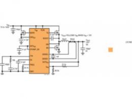 集成电路为高可靠性电源提供增强的保护和改进的安全特性