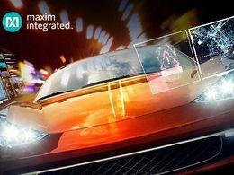 "Maxim Integrated:为智能座舱加点""料""!"