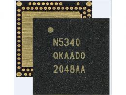专用于LE Audio应用:儒卓力提供Nordic Semiconductor全新蓝牙SoC器件nRF5340