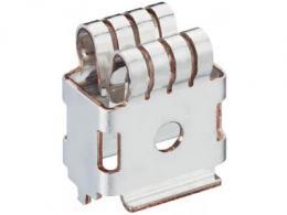 灵活的机电连接插入选择:儒卓力针对价格敏感的应用提供Lumberg大电流接触组件