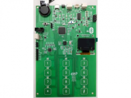 大联大世平集团推出基于NXP LPC54101的E-Lock解决方案