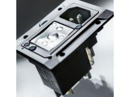 SCHURTER的IP67带断路器电源输入模块通过中国市场的CCC认证