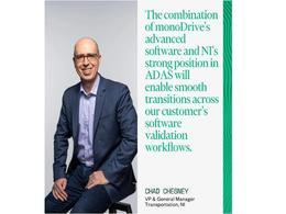 NI宣布收购monoDrive,与Ansys达成合作,加速自动驾驶汽车研发