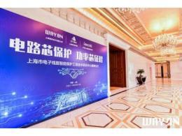 中国第一家电子线路智能保护工程技术研究中心揭牌仪式在沪成功举行