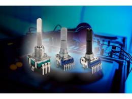 Bourns新增三款具附加设计封装选项的新型旋转式电位器