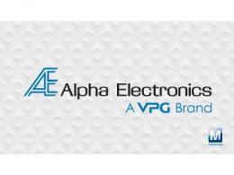 贸泽电子与金属箔电阻生产商Alpha Electronics 签署全球分销协议