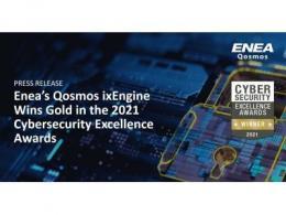 Enea旗下Qosmos DPI赢得2021年网络安全金奖