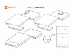 小米模块化手机专利曝光:轻松更换电池、摄像头