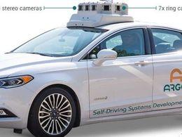 大众和福特的自动驾驶系统分析