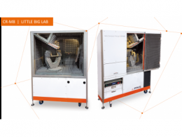 MVG推出微型紧凑天线测量系统CR-M8