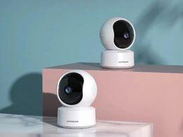 评测 | U3C智能云台摄像机,进击的小白!