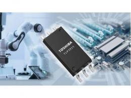 东芝推出用于隔离式固态继电器的光伏输出光耦