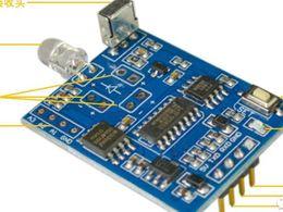 手里没有USB转TTL模块,无法调试红外学习模块不要紧,利用最小系统板自己焊接一个