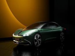 """连续两年入选""""上海设计100+"""" 威马首款纯电概念轿车登榜"""