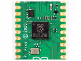 e络盟开售Raspberry Pi自研芯片RP2040