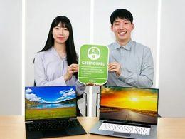 三星显示|绿色环保,笔记本电脑OLED获UL认证
