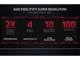 刚刚,AMD开源了超分辨率技术:N卡也能用