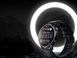 华为WATCH 3发布:搭载HarmonyOS,新增体温检测,引领健康管理新赛道