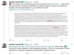 苹果可能会推出homeOS 用于智能家居