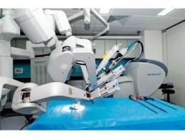 智慧医疗春天来了?手术机器人费用正式纳入医保!