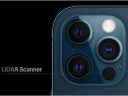 网传iPhone 13 系列LiDAR 激光雷达成标配