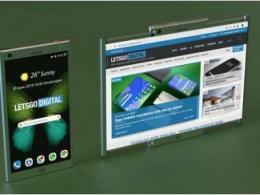 手机迎来拉伸屏时代?三星正在研发用于可穿戴设备的可拉伸OLED显示屏