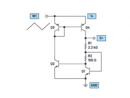ADALM2000实验:调节基准电压源