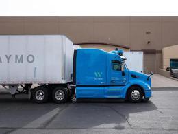 谷歌旗下自动驾驶公司Waymo在德克萨斯州启动自动驾驶货运试点