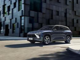 全新蔚来ES8获得欧盟整车型式认证,即将登陆欧洲市场
