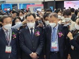 2021韩国Inter Battery 电池展