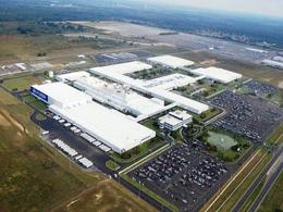 现代汽车因缺芯暂停美国工厂生产