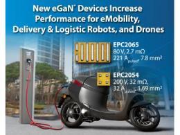 EPC新推80 V和200 V eGaN®FET,进一步扩大其高性能氮化镓产品阵容
