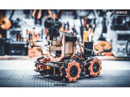 Maker-T教你从0制造一台麦轮战车