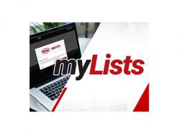 Digi-Key Electronics 推出 myLists 综合列表管理系统